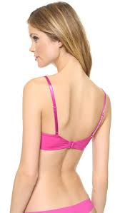 Calvin Klein Comfort Bra Calvin Klein Seductive Comfort Customized Lift Bra Kelly Pink In
