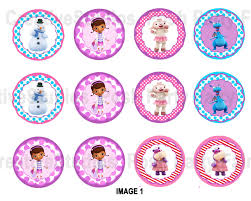 doc mcstuffins cupcake toppers doc mcstuffin characters lookup beforebuying