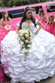 big wedding dresses designs own 6 000 dress at the big wedding