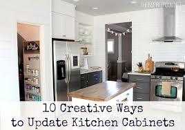 kitchen cabinet upgrade kitchen cabinet upgrades 10 creative ways to update kitchen
