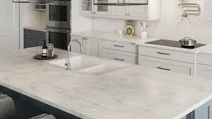 gray kitchen countertops with white cabinets choosing the best countertops for your home
