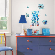 Quotes Wall Decor Finding Dory U0026 Finding Nemo Wall Decals And Wall Stickers Roommates