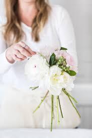 diy wedding bouquet diy peony wedding bouquet tutorial