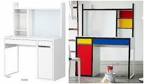 bureau unique bureaux ikea bois high definition wallpaper