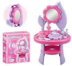 Childrens Play Vanity Makeup Vanity For Kids Home Decor Ryanmathates Us
