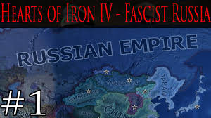 Czarist Russia Flag Hearts Of Iron Iv Fascist Russian Empire Part 1 Youtube