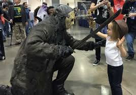 jason voorhees costume on friday the 13th michigan dons award winning jason voorhees
