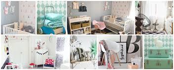 chambre bebe design scandinave chambre bébé scandinave déco chambre enfant