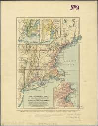 Massachusetts Colony Map by Why Massachusetts Best Foot Forward The Shoe Industry In
