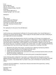 Aviation Resume Template 1000 Images About Cover Letter Examples On Pinterest Within For