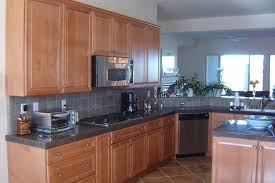 Kitchen Cabinets Overstock Sumptuous Design Ideas  Honey Stained - Kitchen cabinets overstock