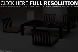 20 ways low dining table