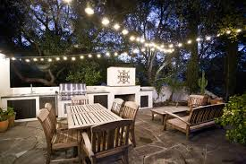 Outdoor Garden Lights String Outdoor Patio Lighting String Lights Decoration Outdoor Patio