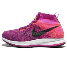 Nike Pegasus nike zoom pegasus all out flyknit gs purple pink running shoes