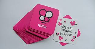magnificent showcase of pink business cards designs tutorialchip