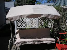 Garden Winds Replacement Swing Canopy by Walmart Courtyard Creations Rus472w Replacement Cushion Garden Winds