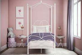 Victorian Canopy Bed Dhp Furniture Avenue Greene Fancy Canopy Bed