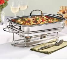 Elite Platinum Stainless Steel Buffet Server by Chafing Dishes U0026 Buffet Accessories You U0027ll Love Wayfair