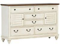 Distressed White Bedroom Furniture by Bedrooms Southport Dresser Mirror Distressed White Bedrooms