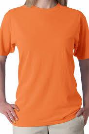 Orange Colors Names Bleachers U0026 Bling Comfort Colors Ring Spun Cotton Tee 1717