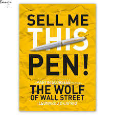 Sell Home Decor Products Wolf Of Wall Street Canvas Promotion Shop For Promotional Wolf Of