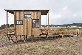 Rugged Landscape Stunning Cabin Made From Recycled Windows Overlooks The Rugged