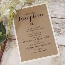wedding reception invitations evening weddings and receptions evening wedding invitations fancy