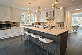 island in the kitchen gorgeous contrasting kitchen island ideas pictures designing idea