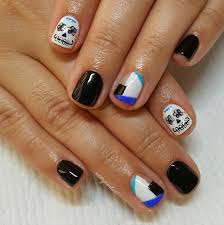 best halloween nail art instyle com