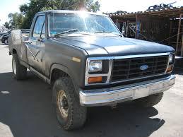 Ford F250 Truck Parts - 1984 ford f250 pickup parts car stk r6540 autogator
