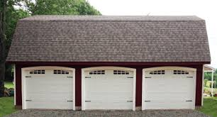 great priced three car garage from the amish see prices