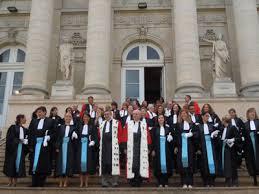 magistrat du si e et du parquet justice portail la symbolique des audiences solennelles