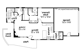contemporary house plans parkview 30 905 associated designs