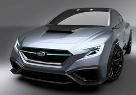 subaru viziv subaru viziv performance revealed wrx of the future