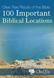 olive tree places bible 100 important biblical locations