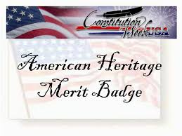 Citizenship In The Nation Merit Badge Worksheet Answers Ppt American Heritage Merit Badge Powerpoint Presentation Id