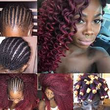 crochet black hair photos 41 chic crochet braid hairstyles for black hair black braided