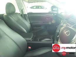 lexus rx for sale malaysia 2014 lexus rx for sale in malaysia for rm310 800 mymotor