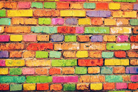 colorful l shades ice software fineeye color brick wall colors decorating decor