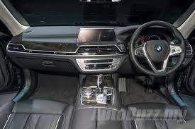 Bmw 7 Series 2016 Interior Bmw 7 Series 2017 In Malaysia U2013 New Cars Gallery