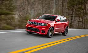 2018 jeep grand cherokee trackhawk dissected feature car and