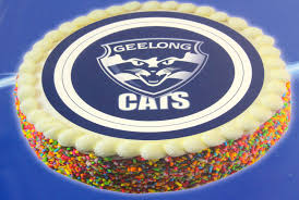 afl team logo edible cake image toppers select team ebay
