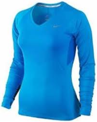 big deal on nike womens speed long sleeve running shirt size