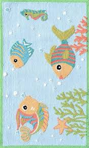 Fish Area Rugs Kids Area Rugs Rug Shop And More