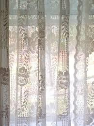 Lace Valance Curtains 17 Best Vintage Lace Curtains Images On Pinterest Vintage Lace