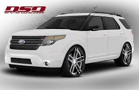 2012 Ford Exploer 2012 Ford Explorer By Dso Eyewear Review Top Speed