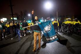 What Is A Flag Lot Philadelphia Celebrates Eagles U0027 Win With First Ever Super Bowl