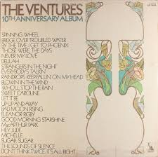 anniversary photo album the ventures 10th anniversary album vinyl lp album at discogs