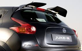 nissan juke r exclusive first test motor trend