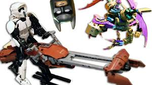 2017 lego star wars nexo knights u0026 more lego 2017 toy fair ny